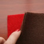 9 layer brown over red