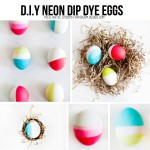техники за боядисване на яйца