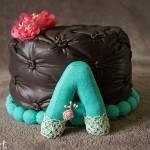 торта от текстил