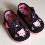 детски обувки декорация