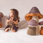 Горски истории - гъби от текстил