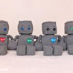 играчка робот
