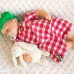 Коледни дрешки за бебе